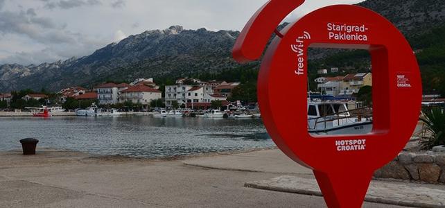 HotSpot Croatia free i wi-fi interpretacija
